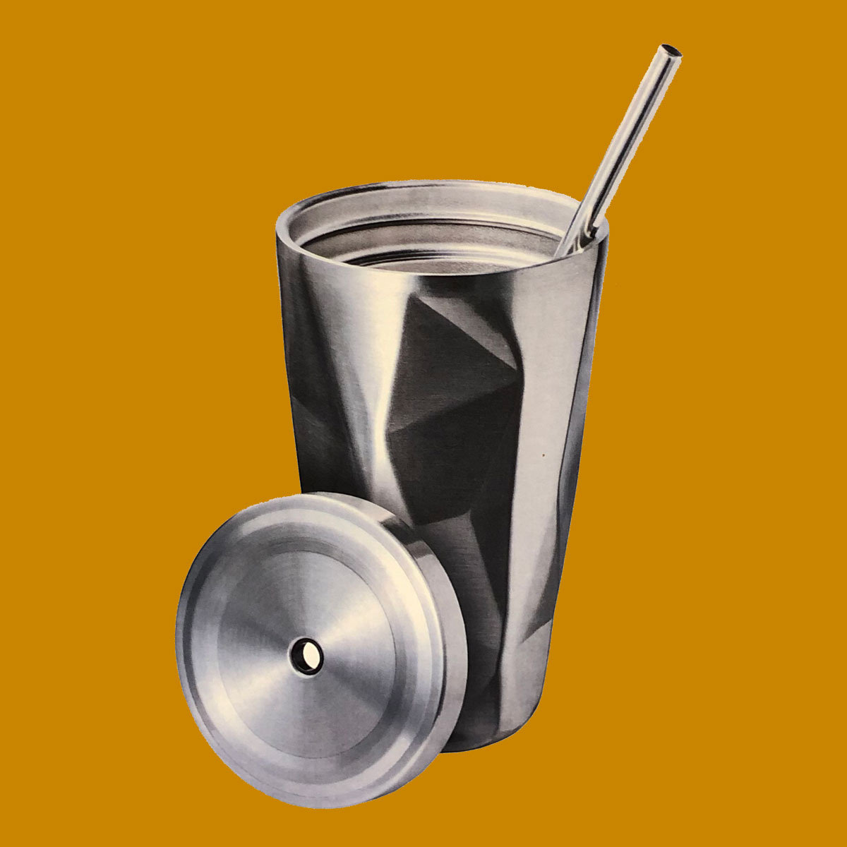 milkshake beker croccantino